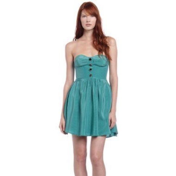 Anthropologie Dresses & Skirts - Anthropologie Corey Lynn Calter Elle Bustier Dress